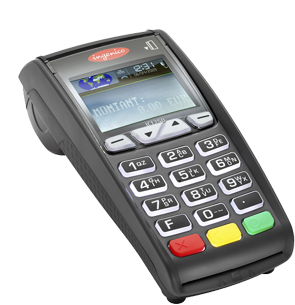 INGENICO - ICT 250 SANTE V3