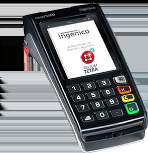 INGENICO - DESK/5000 1LS