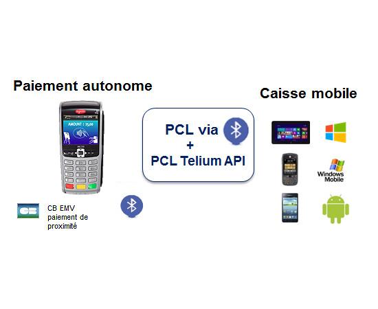 INGENICO - Module PCL